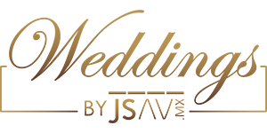Weddings by JSAV Logo